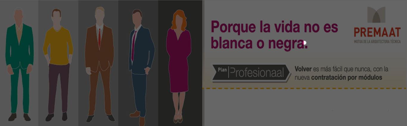 Plan Profesional, ahora contratable por módulos
