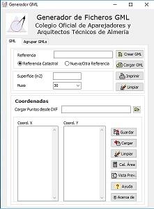Generador de Archivos GML
