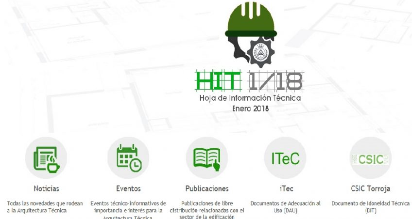 Hoja de Información Técnica HIT 1/18 – Enero