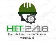 Hoja de Información Técnica HIT 2/18 – Marzo