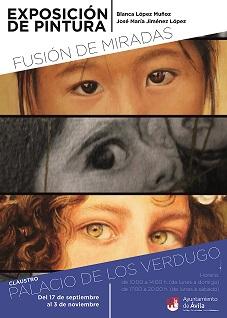 Exposición Fusión de Miradas