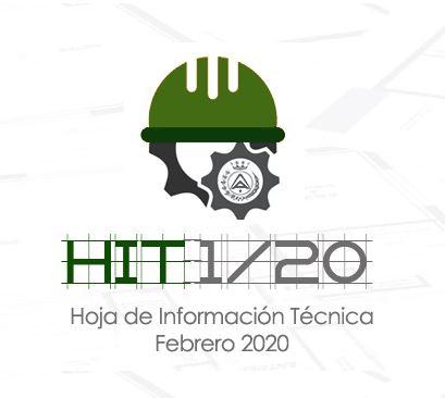 Hoja de Información Técnica HIT 1/2020 – Febrero