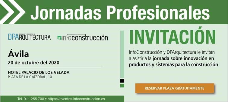 ÁVILA 2020: INNOVACIÓN EN PRODUCTOS Y SISTEMAS PARA LA CONSTRUCCIÓN