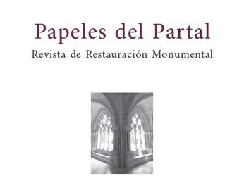 LIBRO Papeles del Partal (Revista de restauración monumental)