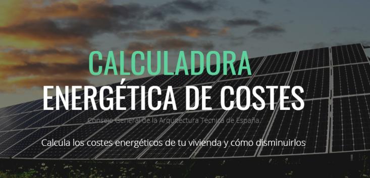 """El Consejo General presenta su """"calculadora"""" para analizar costes de los Certificados de Eficiencia Energética"""