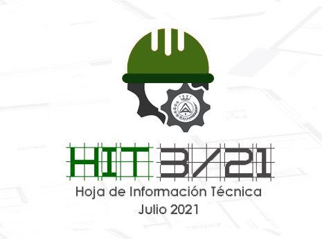 Hoja de Información Técnica HIT 3/21 – Julio